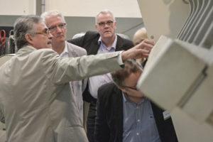 2017 ECTS Meeting at Verdés facilities