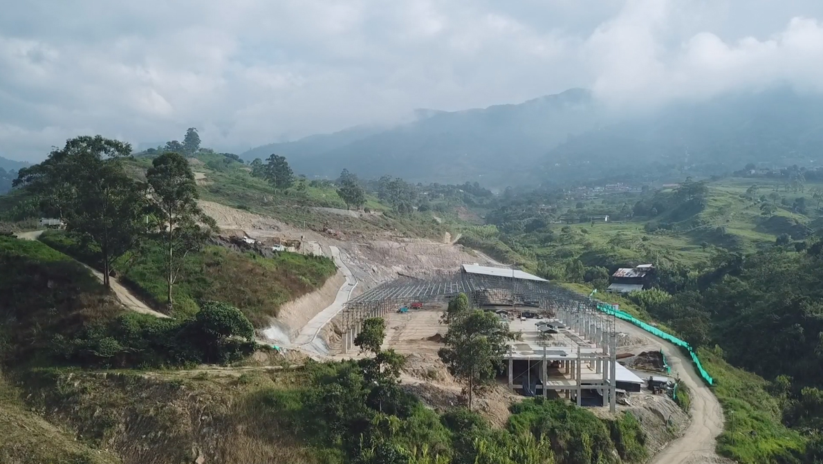 Ladrillera Terras de San Marino - Maquinaria Verdés - Colombia