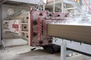 Verdés Magna clay brick extruder 675