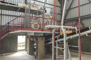 Verdés Optima Roller Mill 1000B