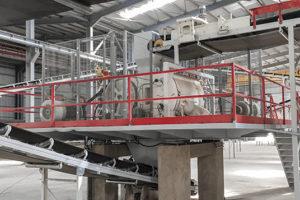 Verdés Optima Roller Mill 1200B
